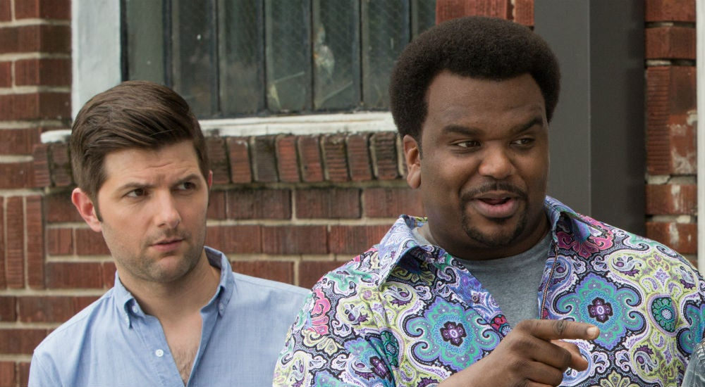 Adam Scott And Craig Robinson Are Making A 'Comedic X-Files' TV Show