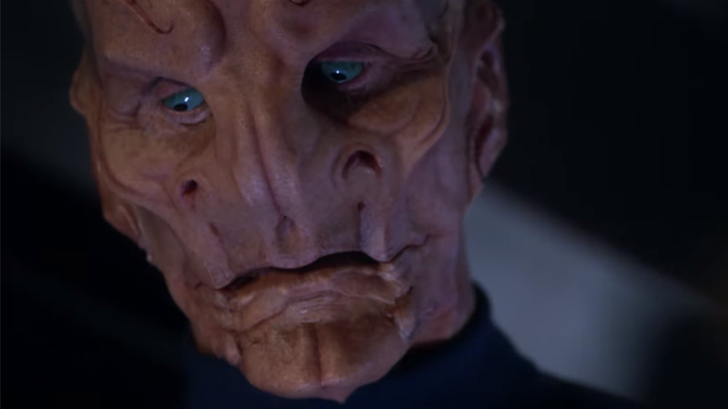Doug Jones' New Star TrekAlien Is Discovery's Answer To Spock And Data