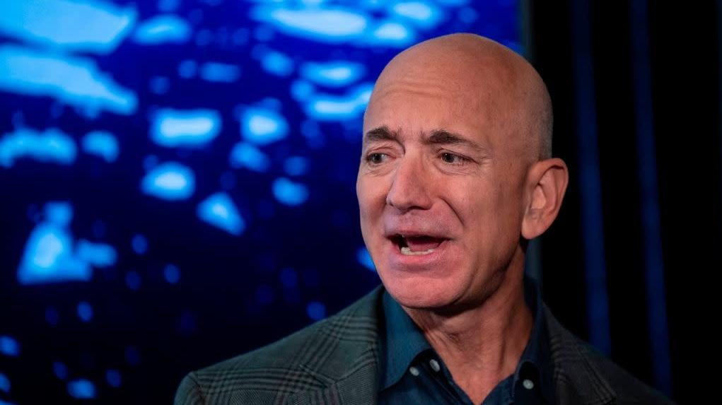 Amazon, Still Sore Over Lost $15 Billion JEDI Contract, Calls On Trump To Testify