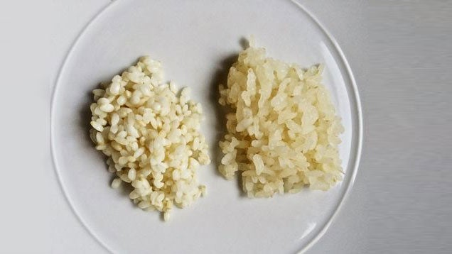 Cook Risotto in 3 Minutes and