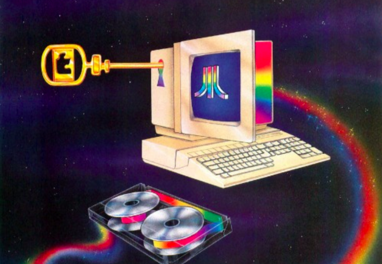 These 80s Internet Depictions Of Technology Are Great
