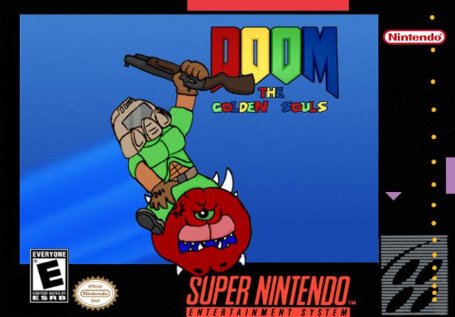 Yep, That's Super Mario 64 In Doom