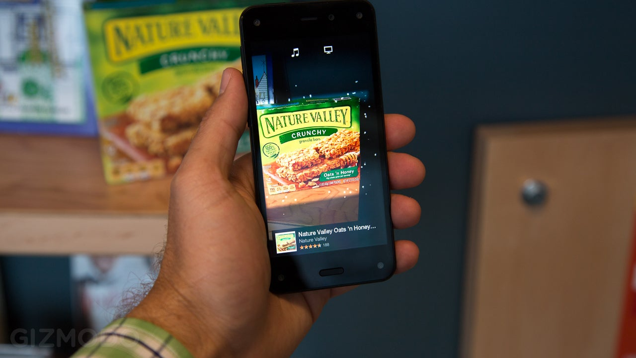 Amazon Fire Phone Hands-On: Great For Amazon, Less For You