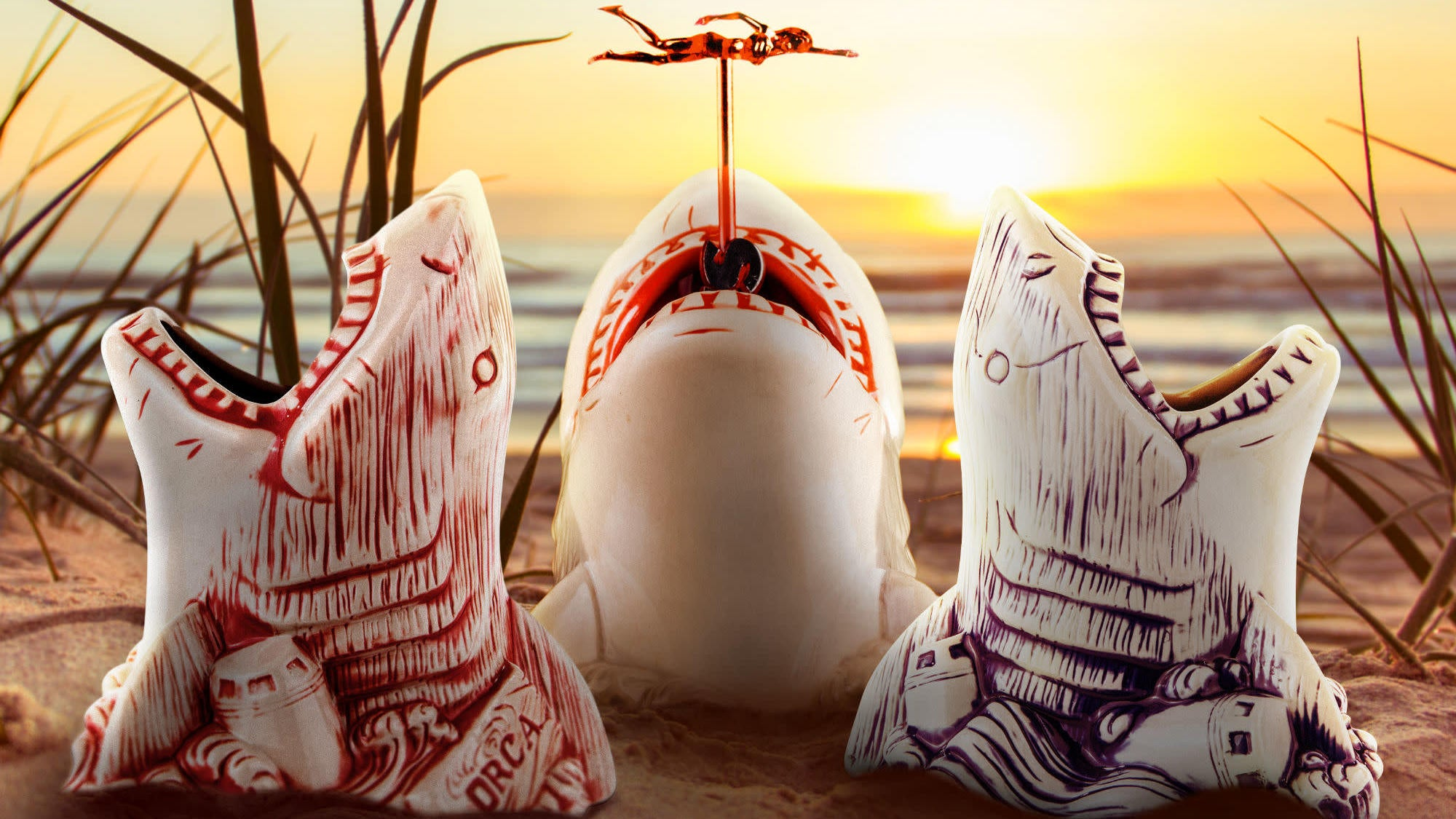 You're Gonna Need A Bigger Wallet For All This Great New Jaws Mondo Merch