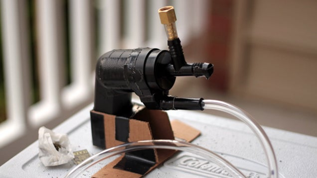 Make Your Own DIY Cold Smoker Gun for Less Than $US20