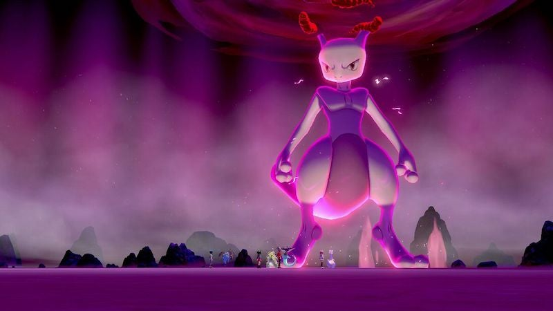 You Can't Catch Dynamax Mewtwo, So Why Bother?