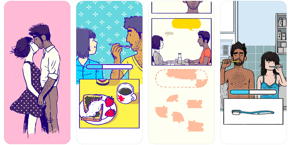 Monument Valley Studio's New Game Shows What Digital Comics Could Be