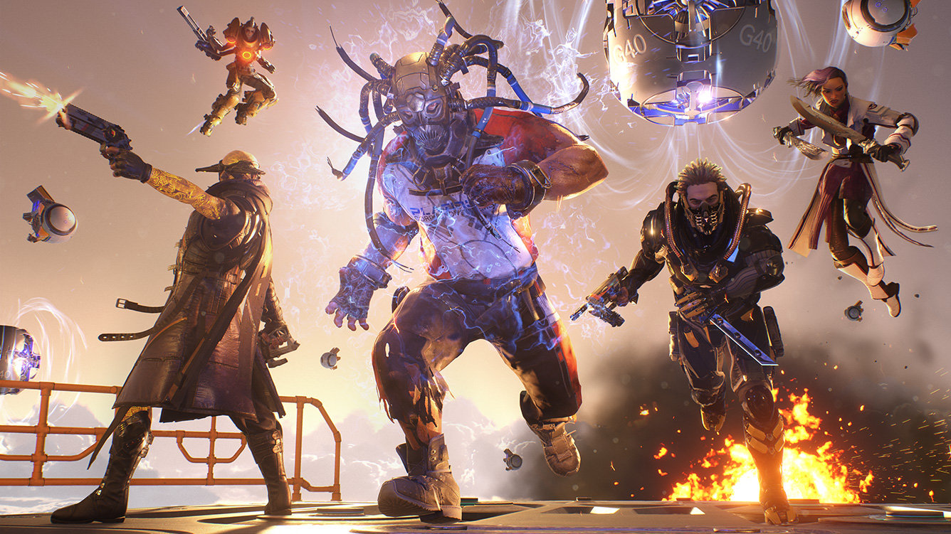 The Handful Of People Still Playing LawBreakers On PC