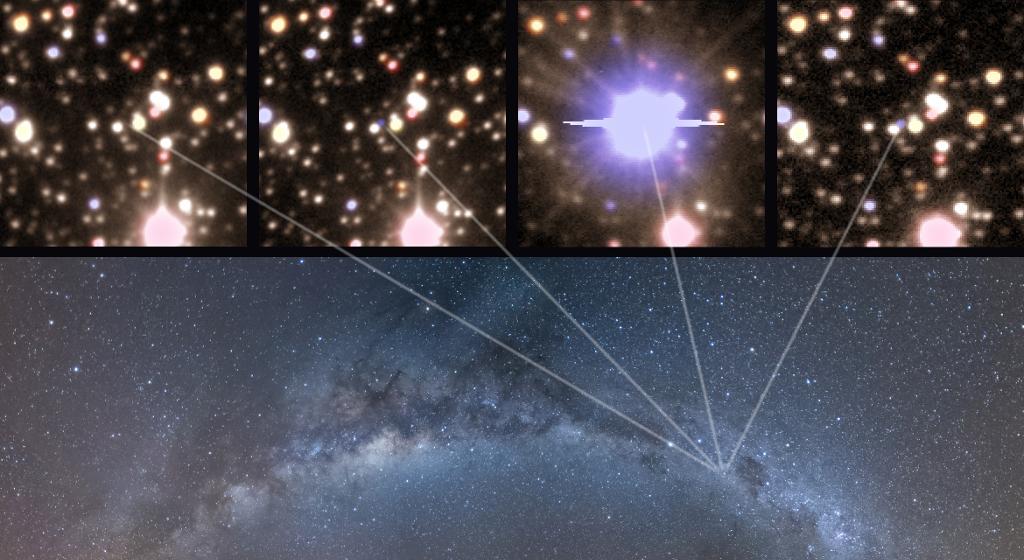White dwarf goes nova after a long slumber