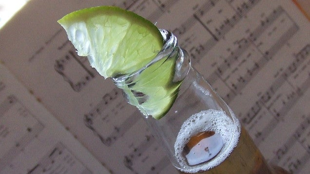 A Better Way To Put A Lime In Your Beer: Use A Knife