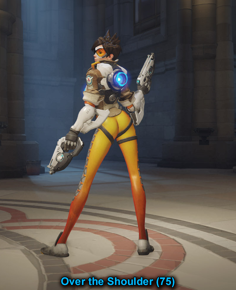 Blizzard Removing Overwatch Butt Pose After Fan Complaint