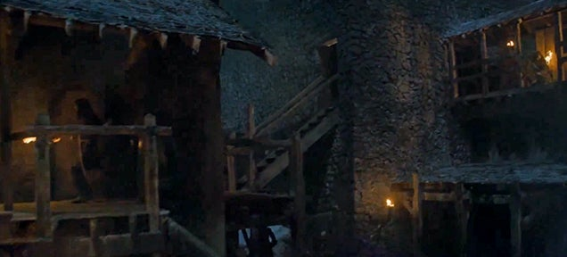 The most amazing shot in yesterday's Game of Thrones