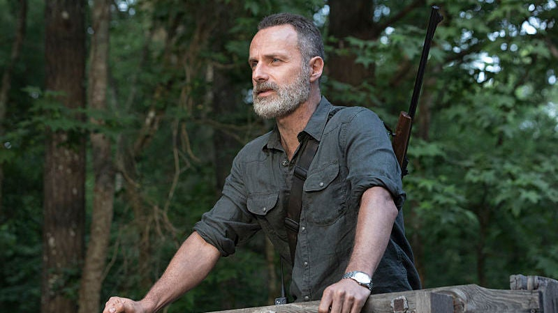 Rick And The Walking Dead Are Holding It Together…for Now
