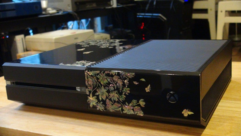One of the Rarest and Most Beautiful Xbox Ones Ever Made