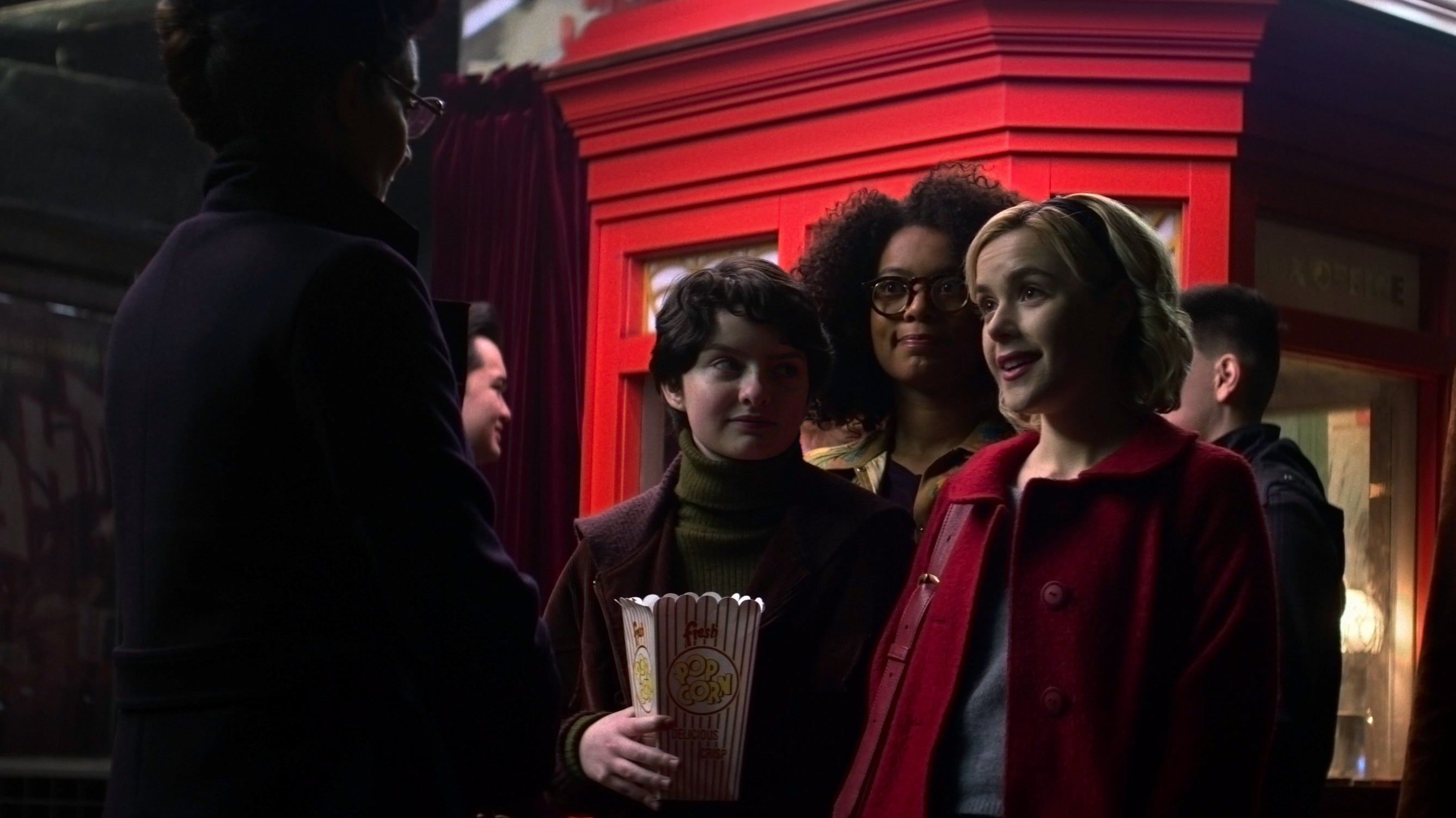 Get To Know The Coven In These NewChilling Adventures Of Sabrina Photos