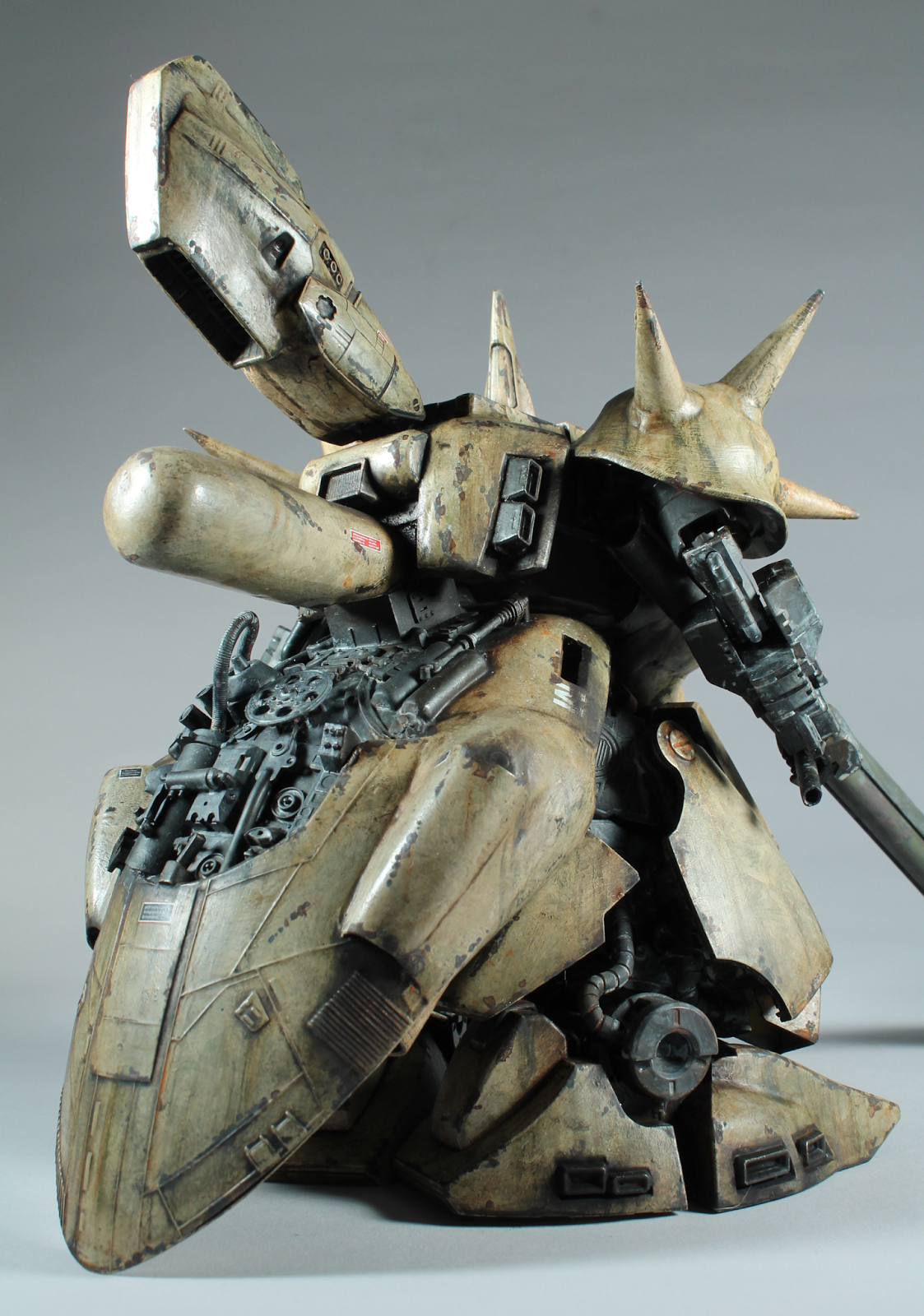 Rare Gundam Model Brought Back From The Dead