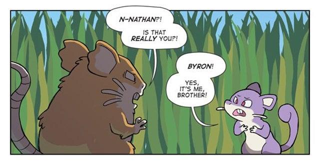Pokémon Family Reunions Rarely End Well