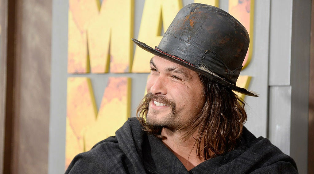 Jason Momoa Is Going From Aquaman To The Crow