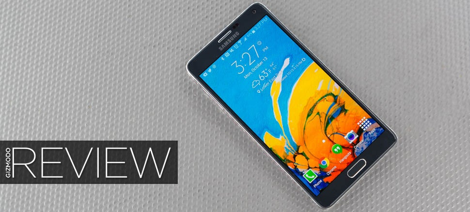 Samsung Galaxy Note 4: Australian Review
