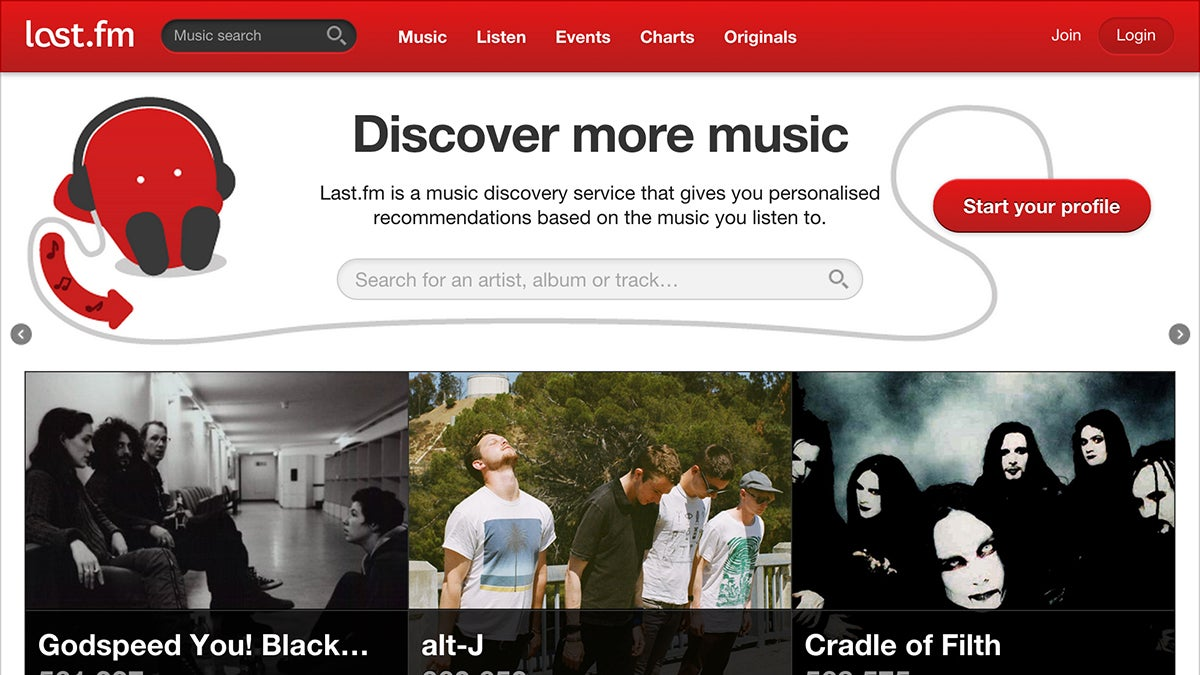 Tools to Track Your Music, Movie and Reading Habits