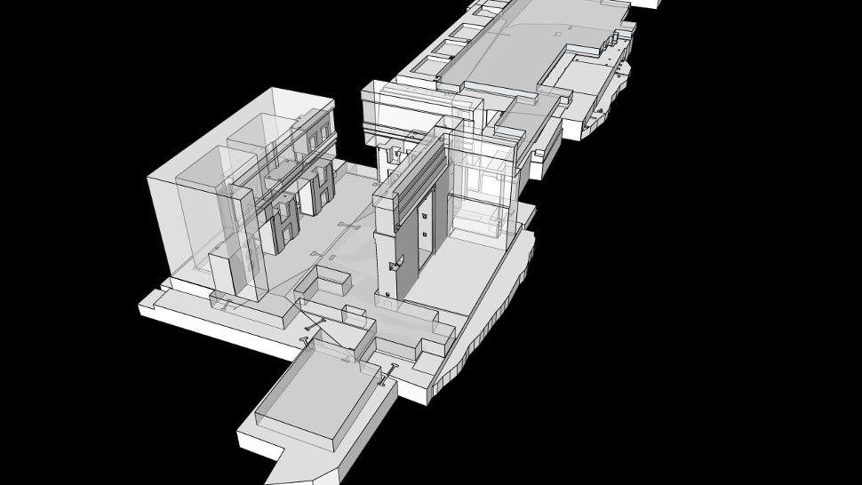Scientists Virtually Reconstruct Magnificent Pre-Incan Temple