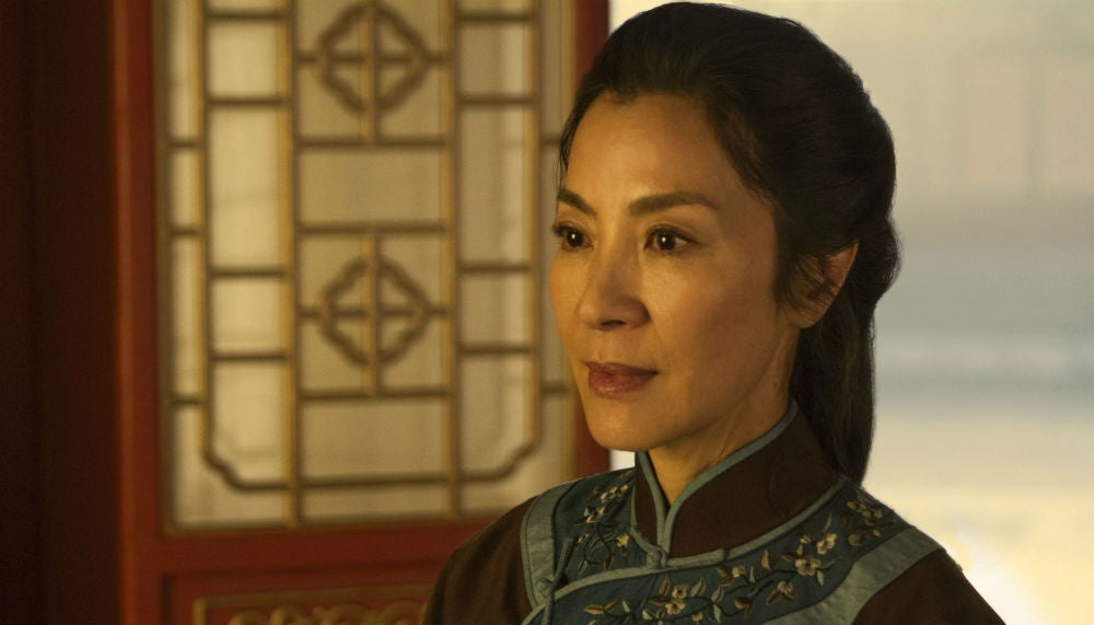 Michelle Yeoh May Be The First Actor To Join Star Trek: Discovery