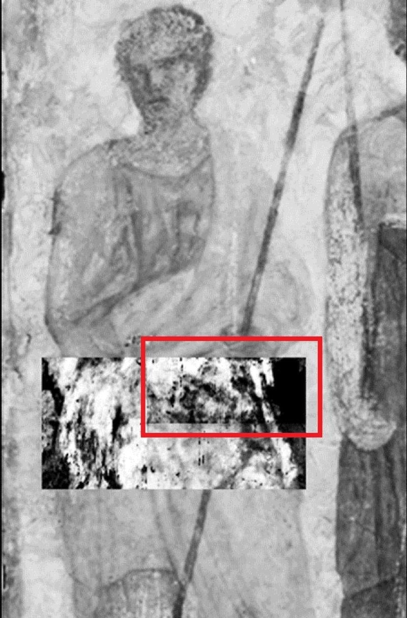 5 Lost Images Found Hidden Beneath Famous Paintings