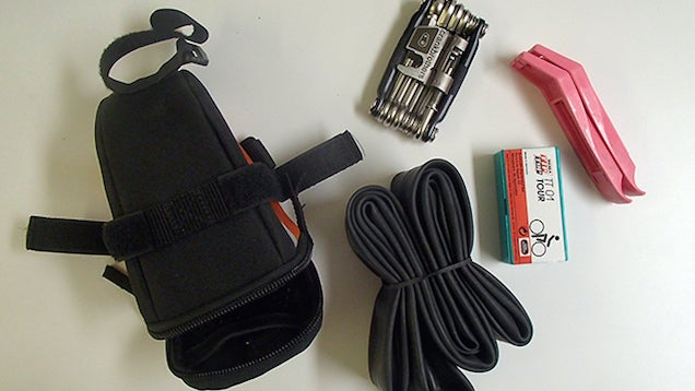 Build (and Learn to Use) the Perfect Bike Patch Kit with This Guide