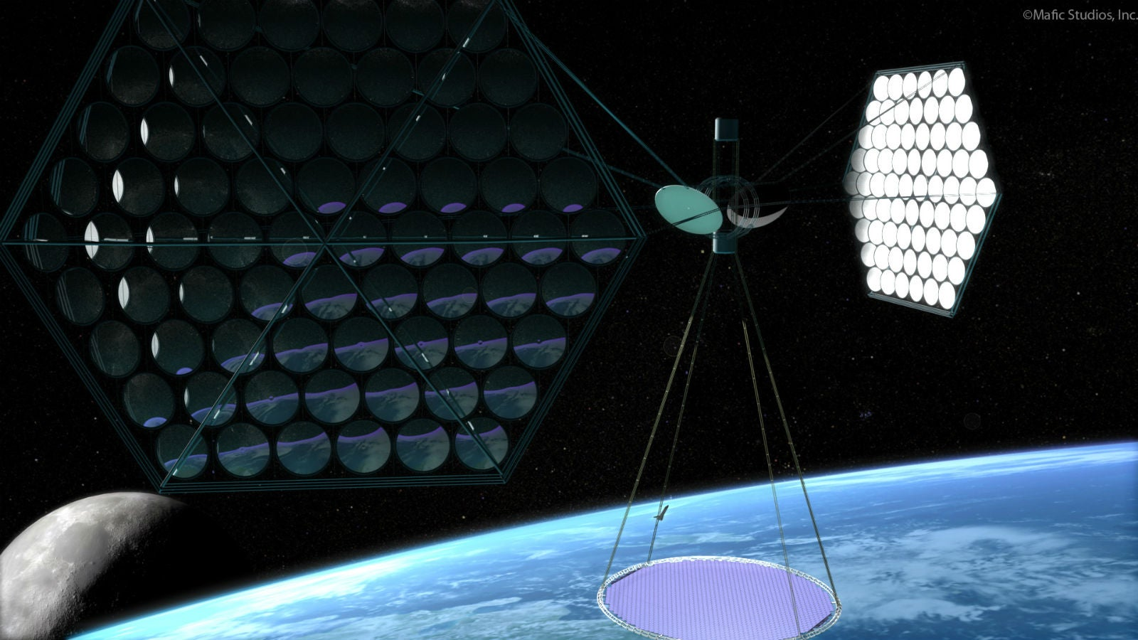 What It Will Take to Farm Sunlight from Space