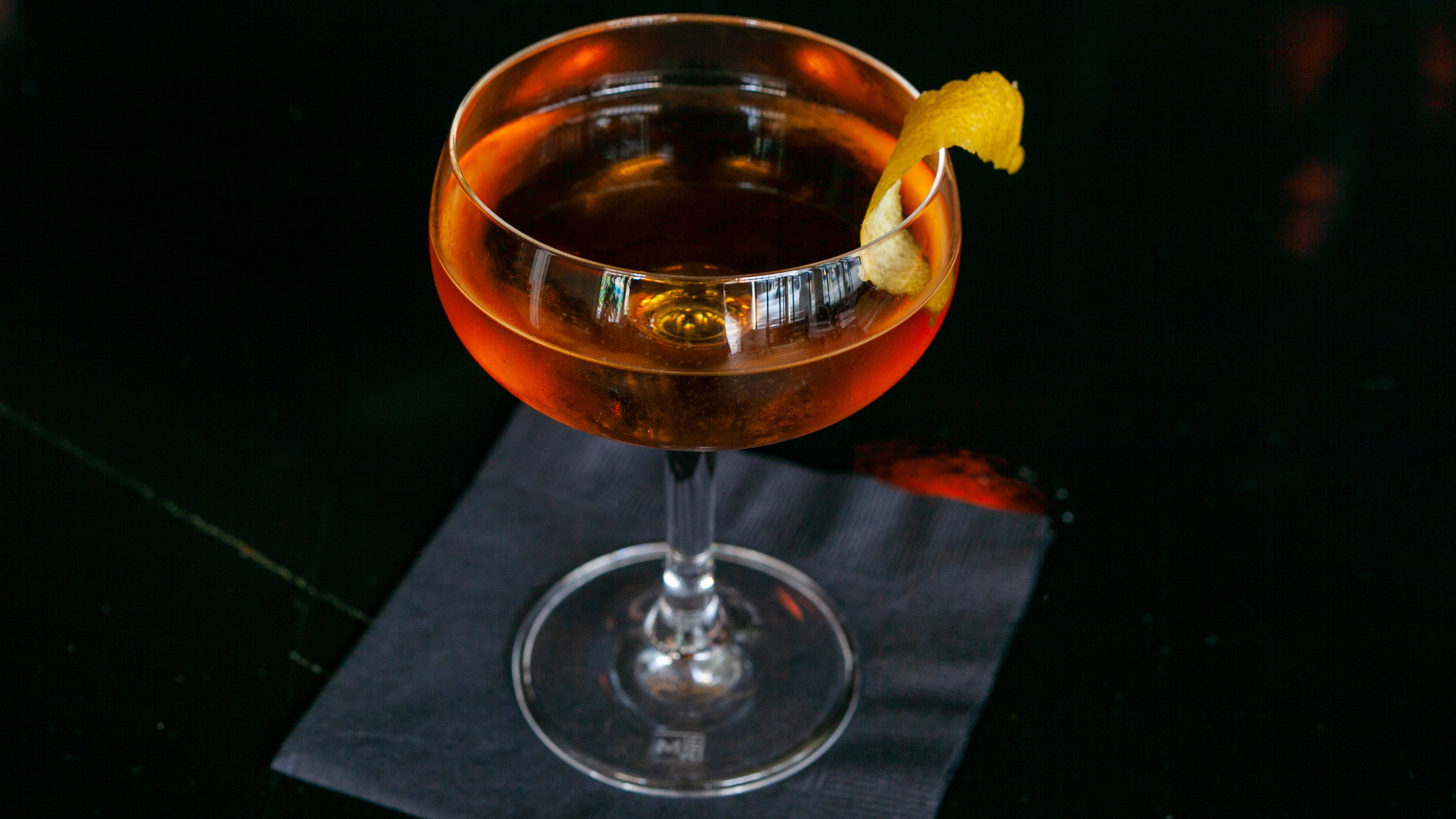 Make Your Negroni With Dry Vermouth