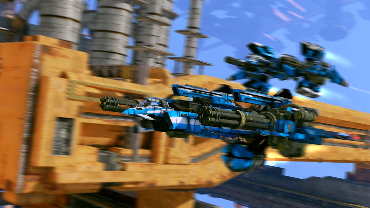 Strike Vector EX Nails That Arcade Shooter Feel