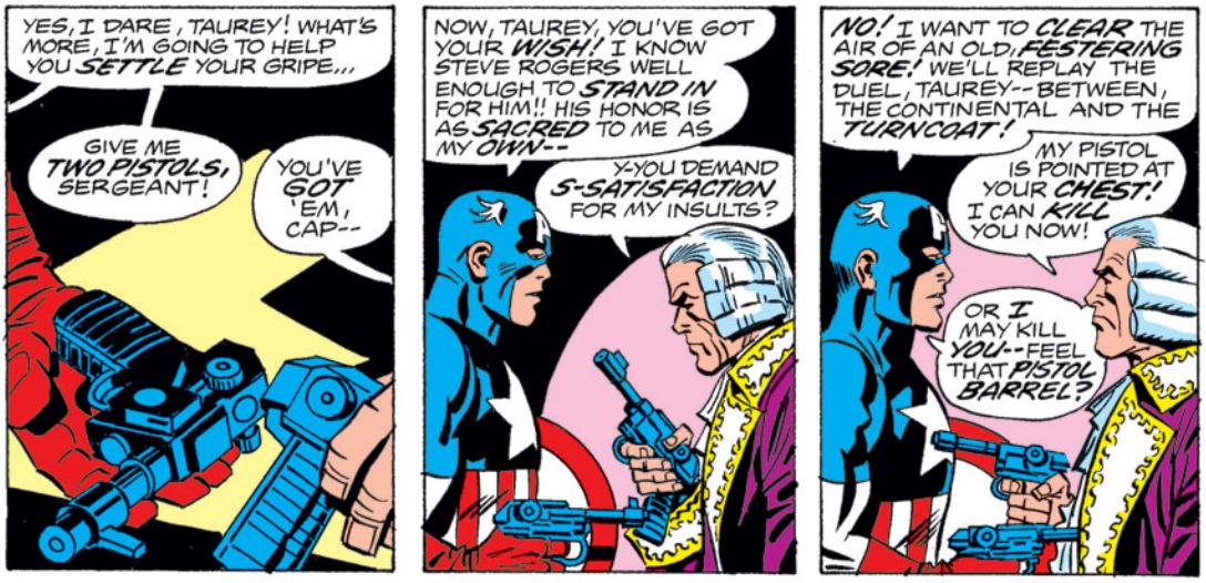 Captain America's 7 Most Patriotic Moments