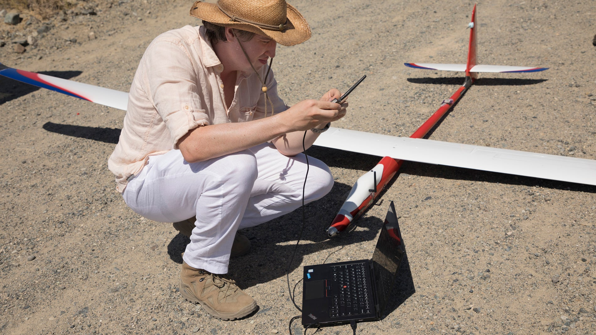 Borrowing A Clever Trick From Birds, This Smart Glider Could One Day Fly Forever Without A Motor