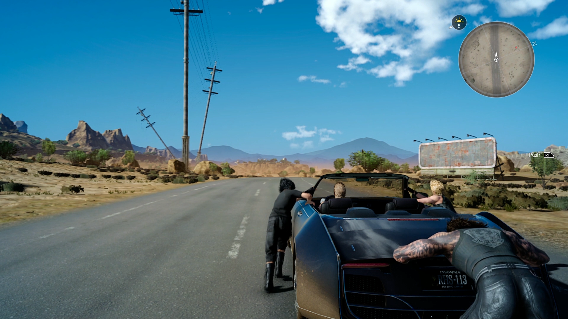 Two Surprisingly Good Hours With Final Fantasy XV