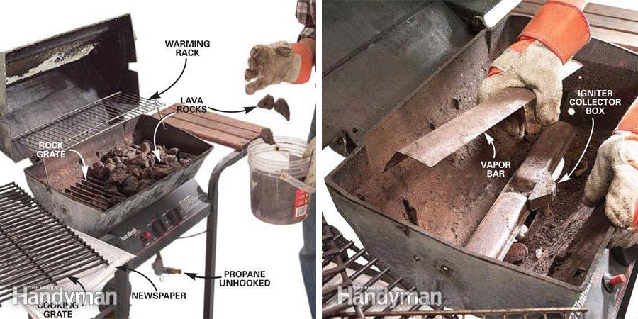 Repair And Revive Your Gas BBQ