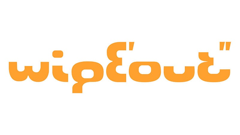 The Making Of Wipeout's Logo, An All-Time Classic
