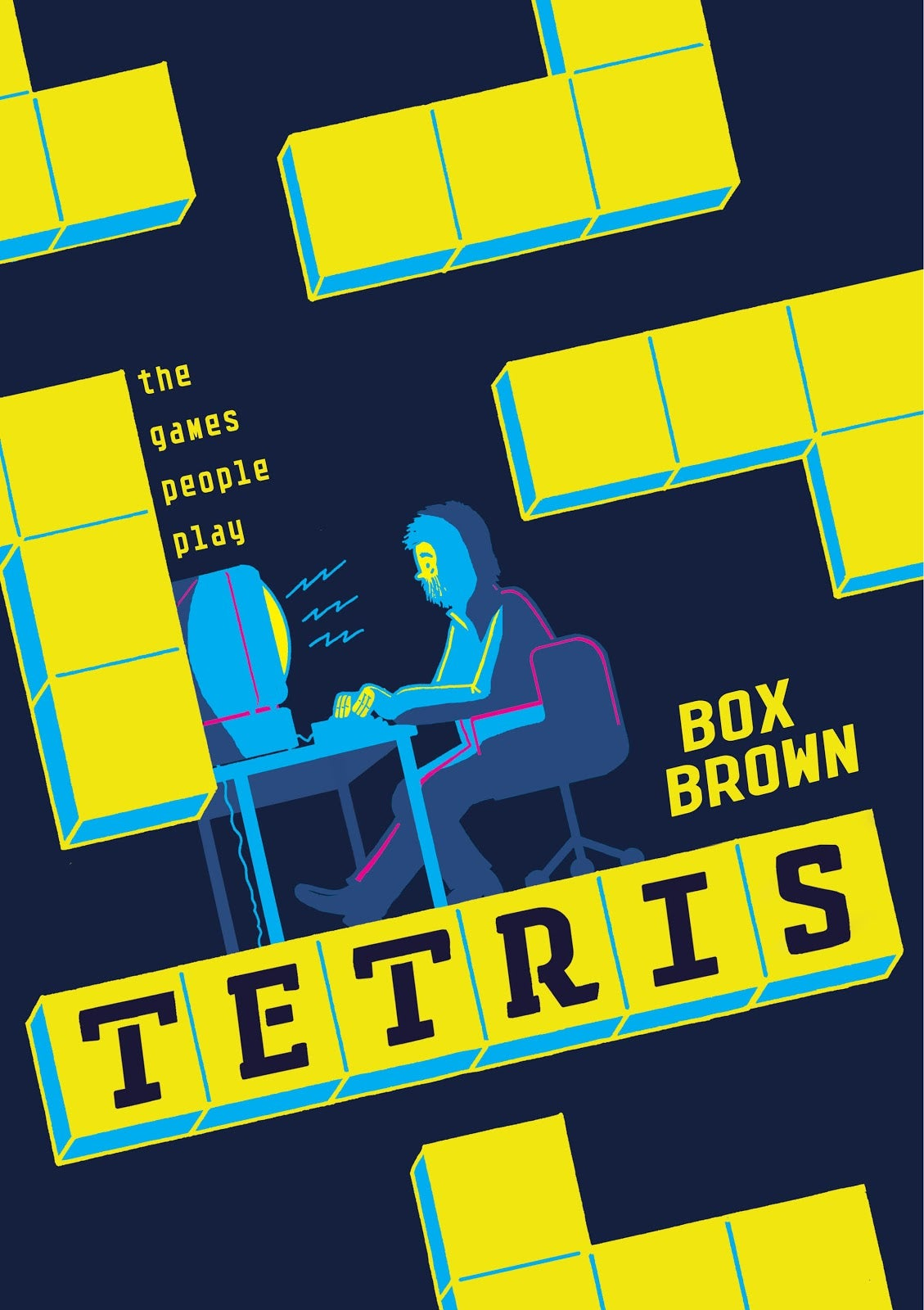 Peek Inside the New Graphic Novel That Tells The Origin Story Of Tetris