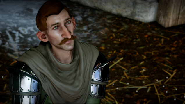 Someone Made Nigel Thornberry In Dragon Age: Inquisition
