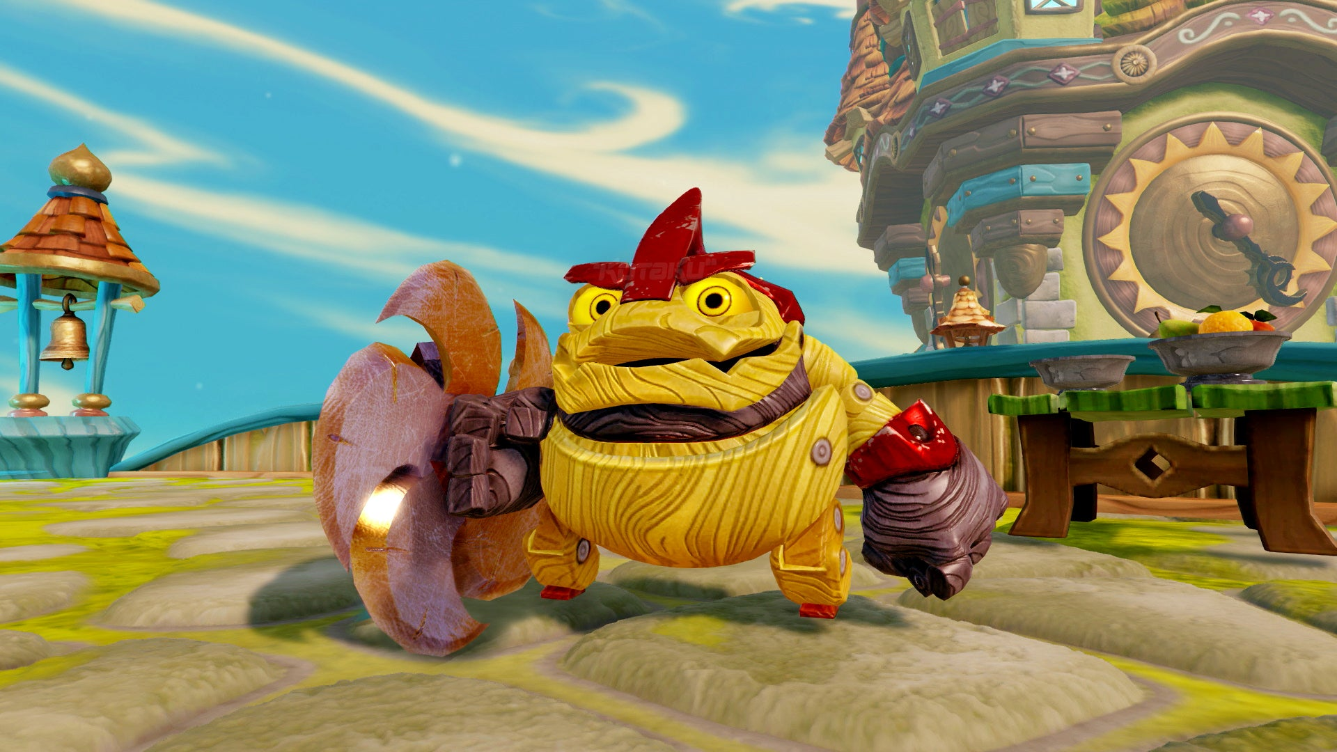 This Year's E3 Exclusive Skylander Isn't A Skylander At All