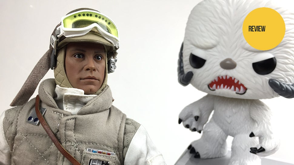 Sixth-Scale Hoth Commander Luke Skywalker Never Learns