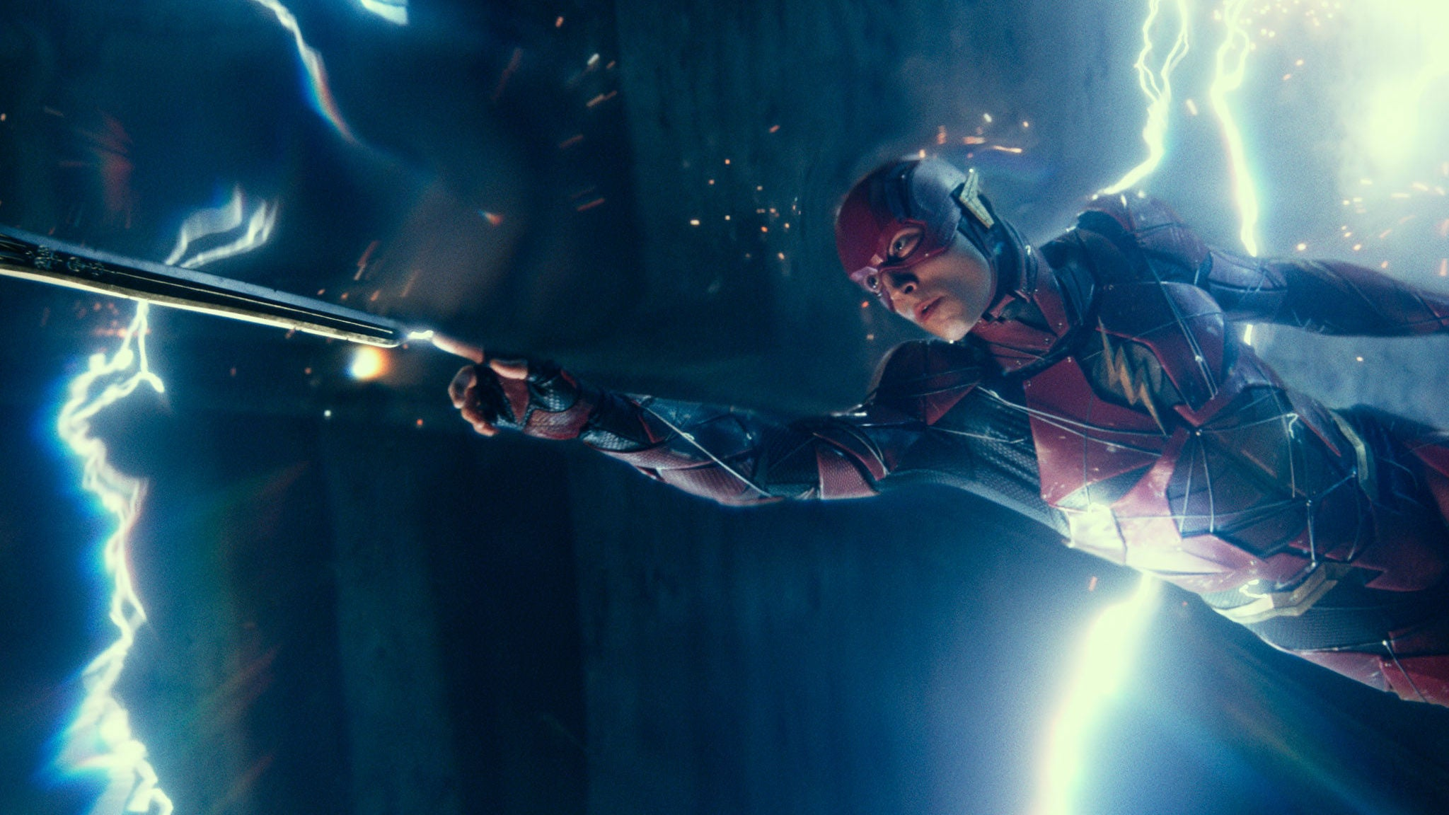 Sounds Like The Flashpoint Movie Might Include Batman As Well As Wonder Woman