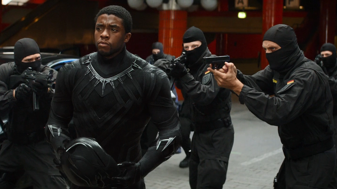 Black Panther Takes On Wolverine In Ambitious Fan Trailer