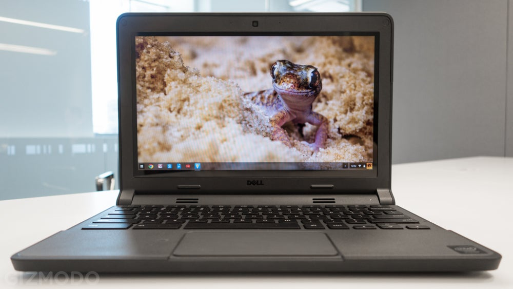 The New Dell Chromebook 11 Fixes What Wasn't Broken