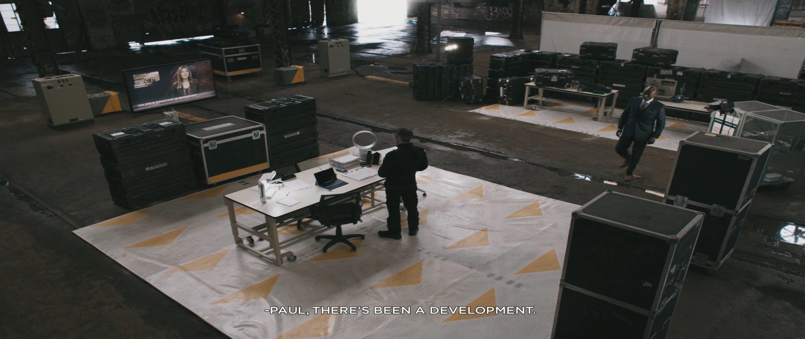 Quantum Break's Microsoft Product Placement Is Killing Me