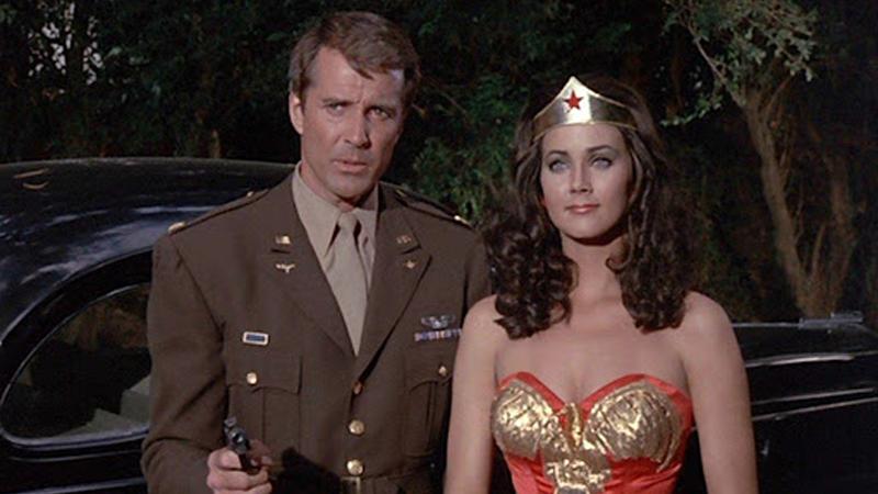 RIP Lyle Waggoner, Wonder Woman's Stalwart Steve Trevor