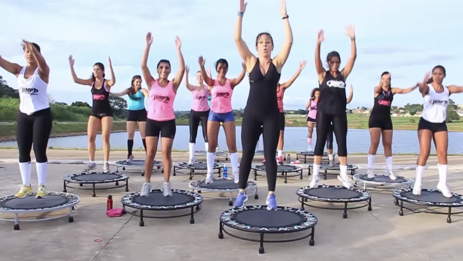 What To Know Your First Time At Trampoline Fitness Class