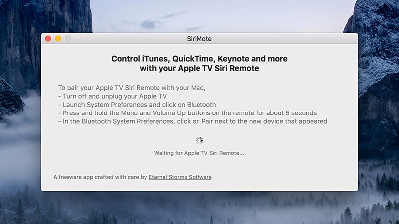 Use Your Siri Remote to Control Your Mac