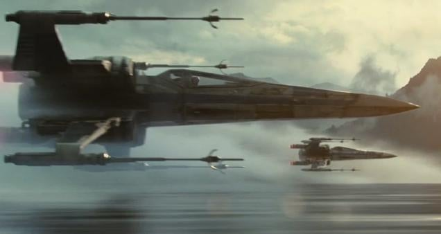 Watch The First Trailer For Star Wars: The Force Awakens Right Here