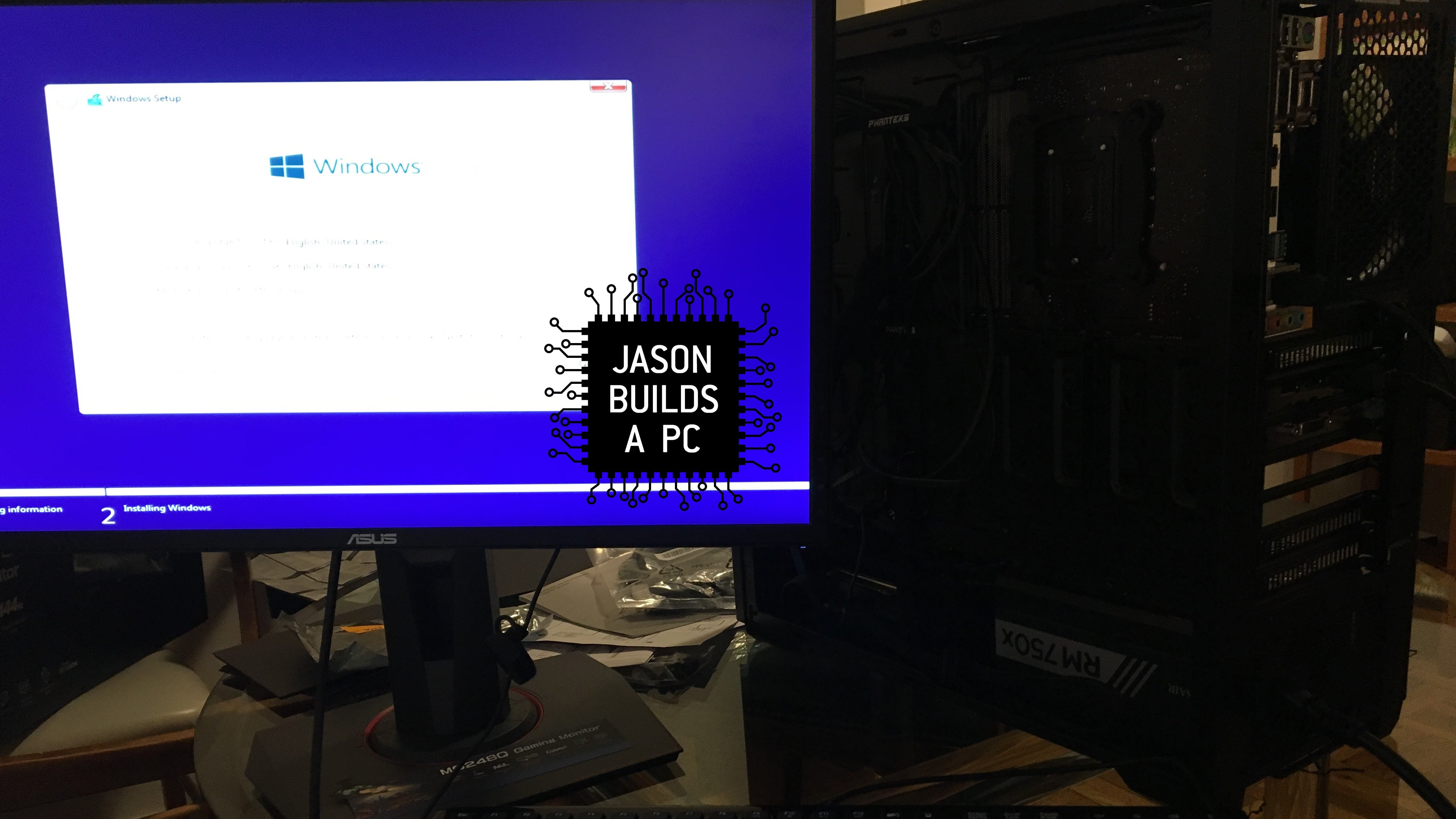 My PC Building Adventure, Part Three: I Am A God