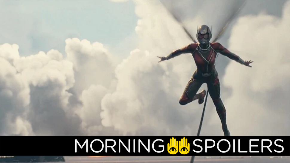 Casting Calls Reveal More Flashbacks For Ant-Man And The Wasp